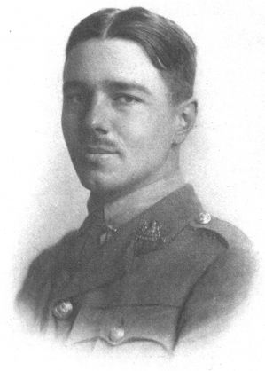 Wilfred Owen from Poems (1920)